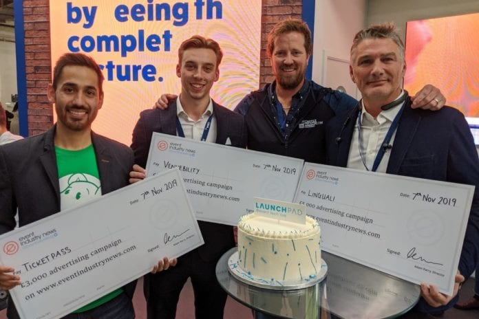 Launchpad Competition Winners